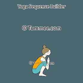 malasana yoga garland pose  yoga sequences benefits