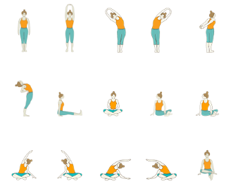 Intermediate Yoga - Prenatal Yoga Sequence for First Trimester