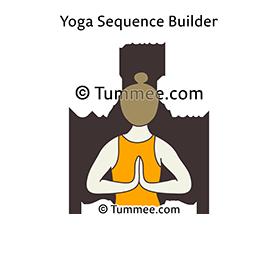 shoulder rolls bent elbows close up skandha chakra