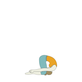Rabbit Pose (Sasangasana)