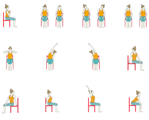Chair Yoga Sequences Foundational Sequences For Yoga Teachers Tummee Com