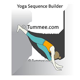 parsvottanasana yoga pyramid pose  yoga sequences