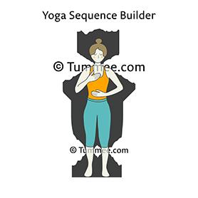 three part breath mountain pose yoga dirga pranayama