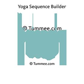 triangle prep section yoga  yoga sequences benefits