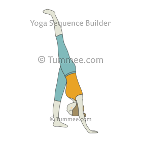 standing split pose yoga one legged extended forward bend
