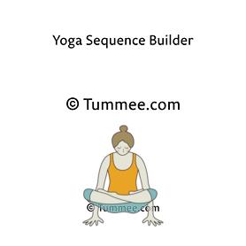 Scale Pose Yoga Utthita Padmasana Yoga Sequences Benefits