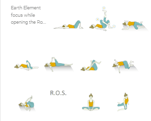 Intermediate Yoga - Vinyasa Yoga Sequence: Earth and Space Element Yoga Poses (Intermediate to Advance Level)