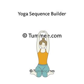 krounchasana yoga heron pose  yoga sequences benefits