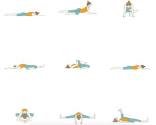 Element Yoga - Yin Yoga Sequence: Meridian Yoga - 5 Elements Of Yoga