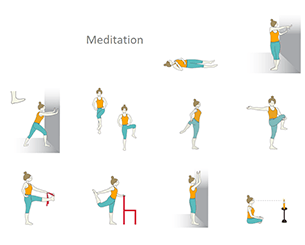 therapeutic yoga sequences  foundational sequences for