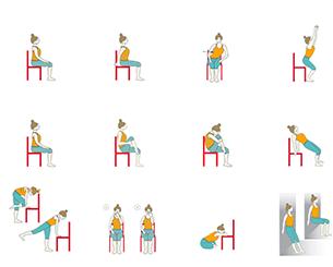 Chair Yoga Sequences Foundational Sequences For Yoga Teachers Tummee Com