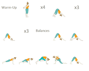 30 Minute Yoga - Yoga Sculpt Sequence: Yoga For Biceps And Triceps