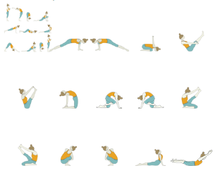Intermediate Yoga - Yoga Sequence for Abs and Core (Intermediate)