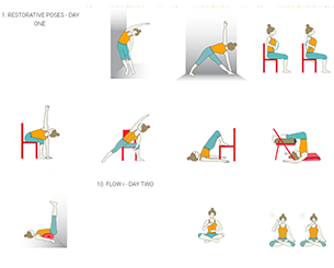 75 Minute Yoga - Yoga For Leukemia (Blood Cancer): Yoga For Bone Marrow And Immune System