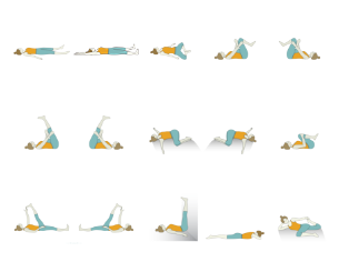 Intermediate Yoga - Yoga Sequence for Runners (Post Running Recovery)