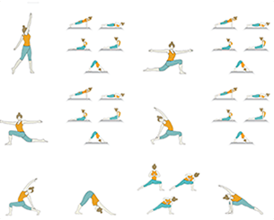 Advanced Yoga - Advanced Vinyasa Flow Yoga Strength and Balance - Twist Yoga poses