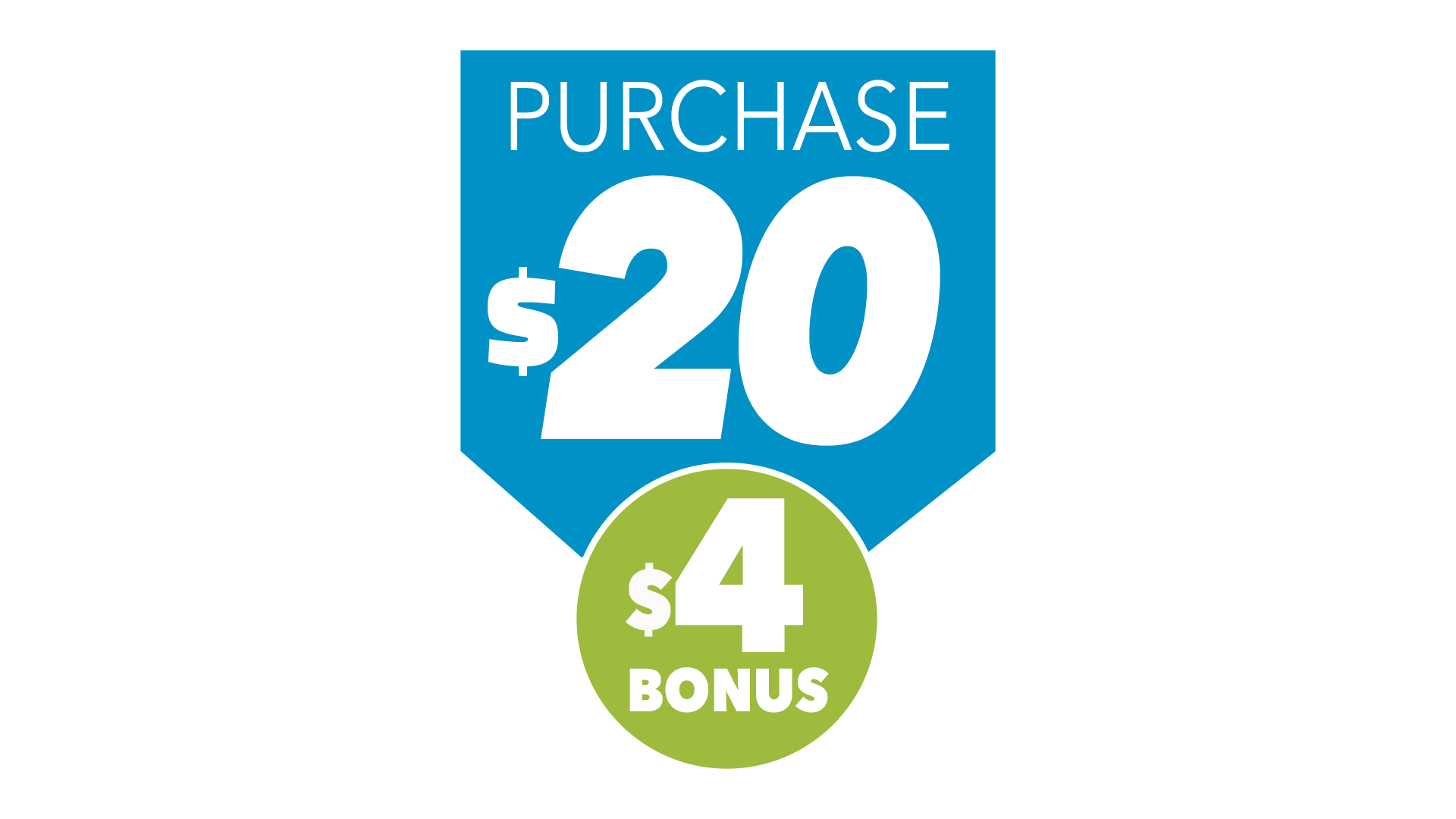Buy a $20 Game Card Get $4 Free