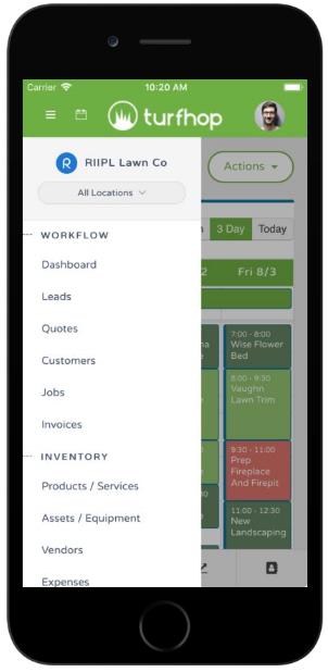 Turfhop iPhone App