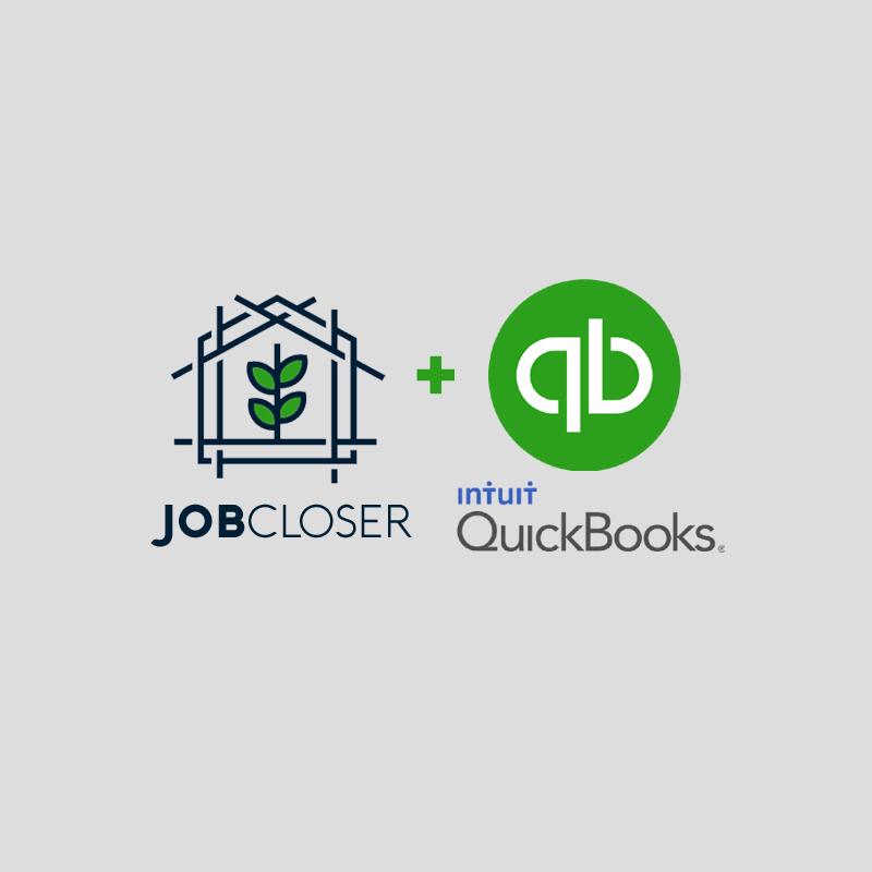 JobCloser JobCloser Quickbooks Integration