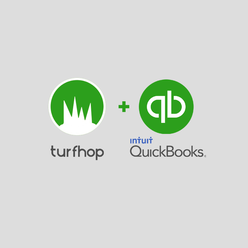 TurfHop Quickbooks Integration