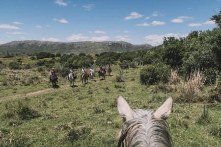 Semana de Turismo en el campo de Rocha