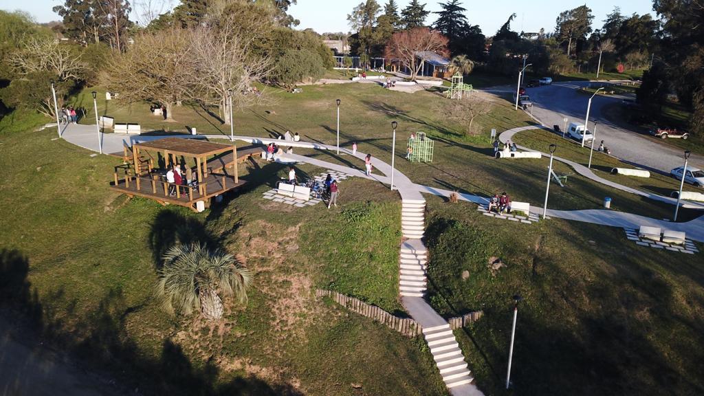Parque Zelmar Michelini en Rocha