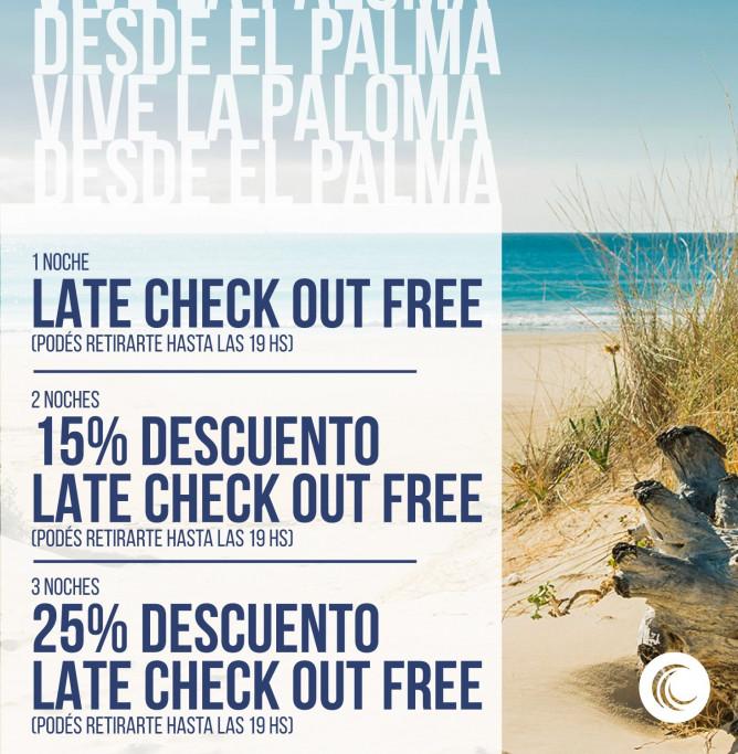 Hotel Palma de Mallorca en La Paloma