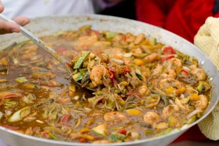 Festival gastronómico en Barra de Valizas: 2da Camaronada, identidad gourmet de Rocha