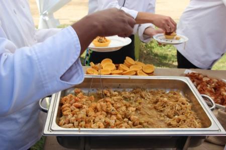 Propuestas gastronómicas de la 2da Camaronada de Rocha