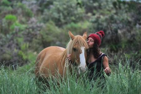 Clases para aprender a cabalgar con Cabalgatas La Pedrera