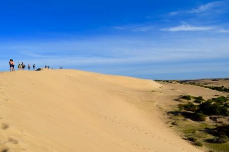 Caminata al Cerro de la Buena Vista desde Barra de Valizas