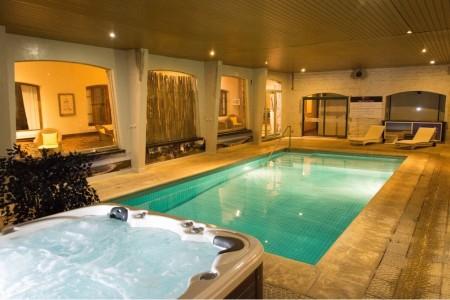 Alojamientos con piscina climatizada para disfrutar en invierno en Rocha