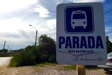 Horarios de minibus Andresito, La Paloma - La Pedrera