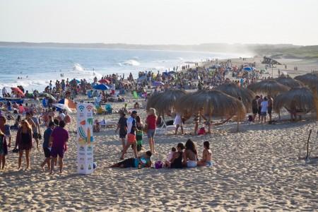 Playas de Rocha con WiFi gratis para estar conectados en verano
