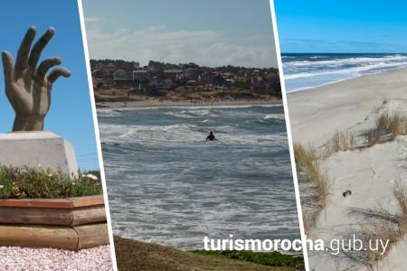 Grandes remates: 4, 5, 6 y 7 de enero en Punta del Diablo, Barra de Chuy y La Esmeralda