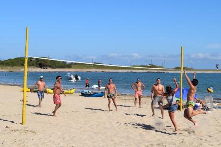 Días y horarios de actividades gratuitas de verano en las playas de Rocha