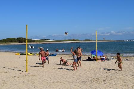 Actividades deportivas animan el verano 2018 en las playas de Rocha: días y horarios