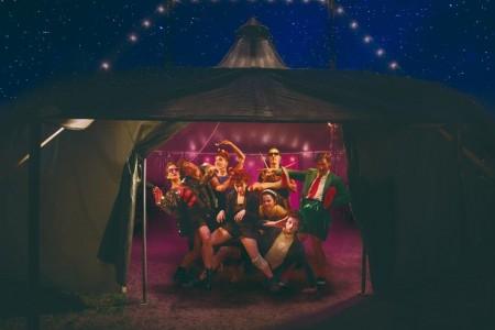 Circo Migra, espectáculos para toda la familia. Funciones a la gorra en verano en La Paloma