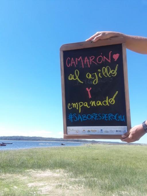 Pizarrones Gastronomía Km 0 de Rocha