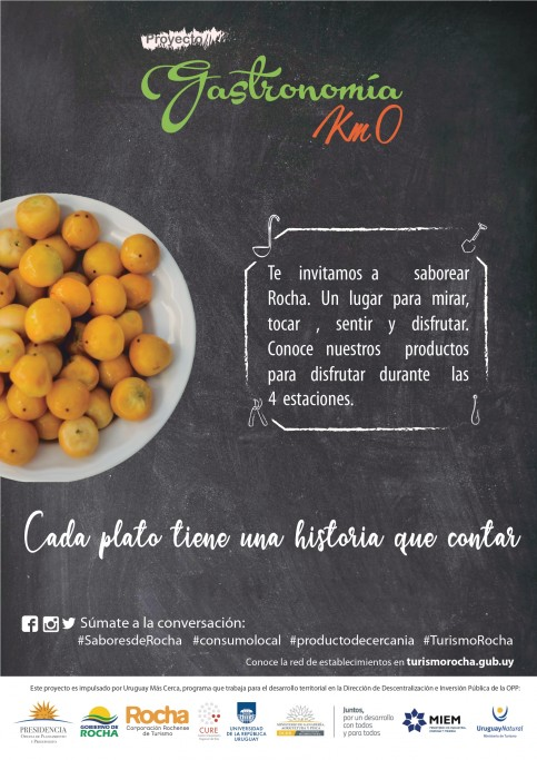 Gastronomía Km 0 de Rocha