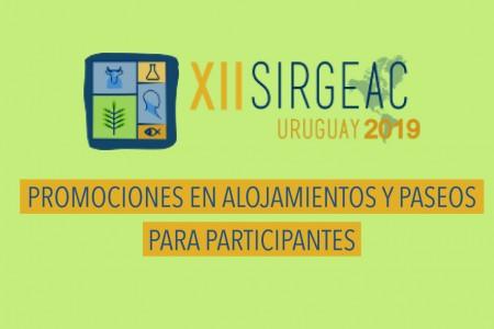 Promociones en alojamientos, paseos y restaurantes exclusivas para asistentes del SIRGEAC XII en Rocha