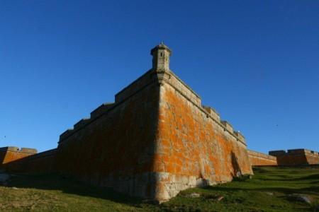 Fortaleza de Santa Teresa en Rocha. Horarios de visita y costo de entrada