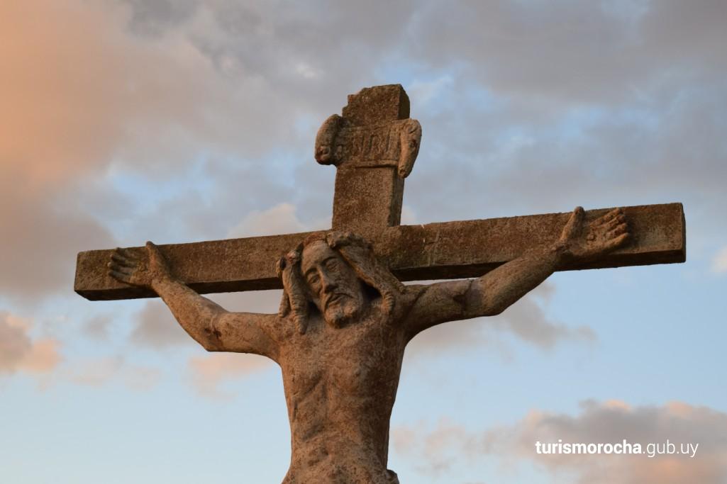 """Cristo de """"Lucho"""""""