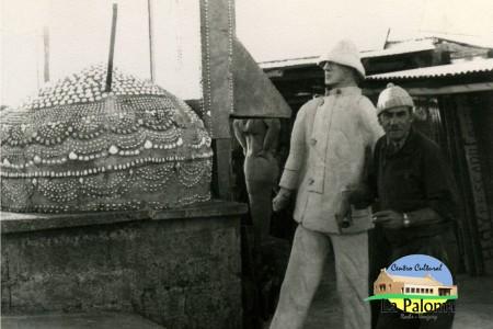 """Horno con caracoles de """"Lucho"""" - F: Centro Cultural de La Paloma"""