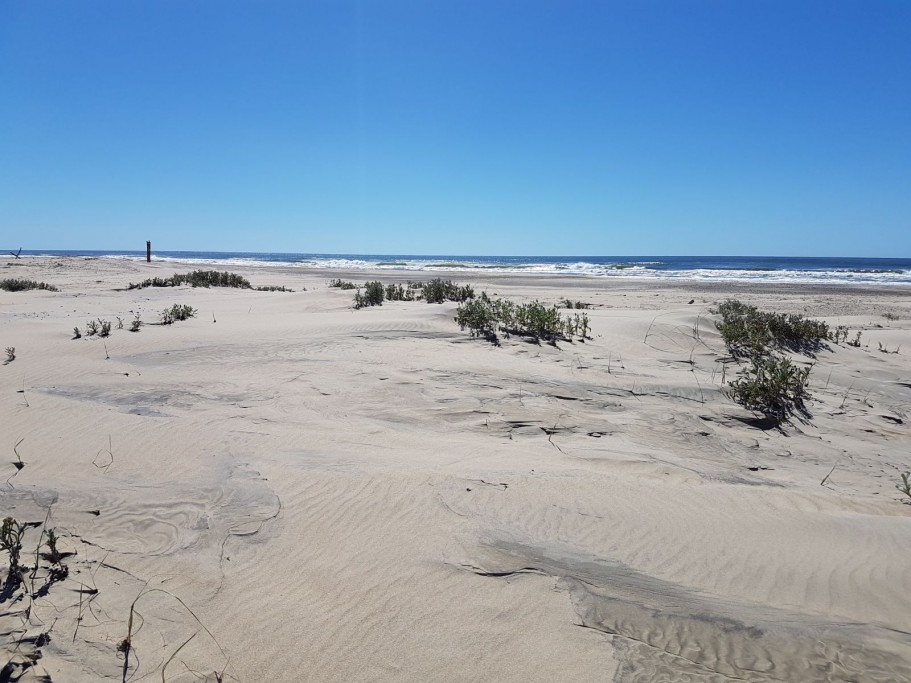 Playa Naturista La Sirena, Aguas Dulces
