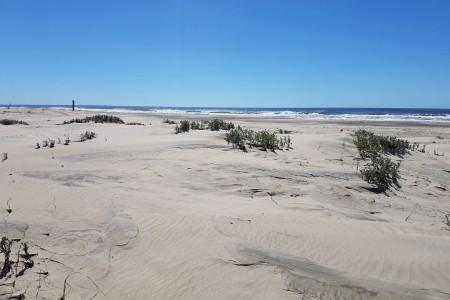 Playa Naturista La Sirena en Aguas Dulces