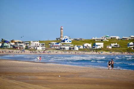 Playa Sur (South Beach), Cabo Polonio