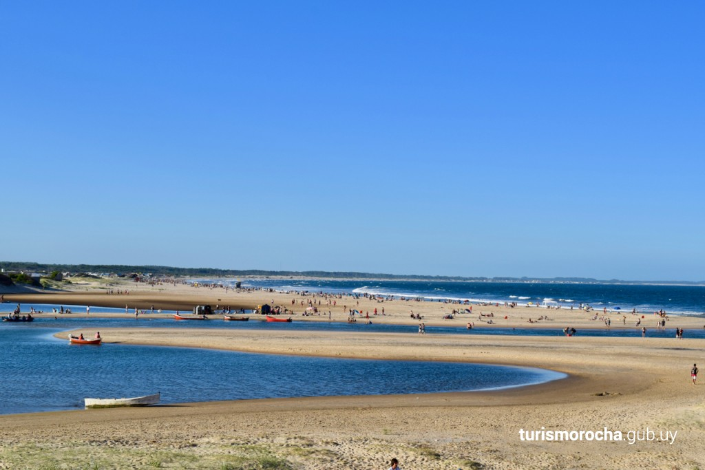 Playa de Barra de Valizas