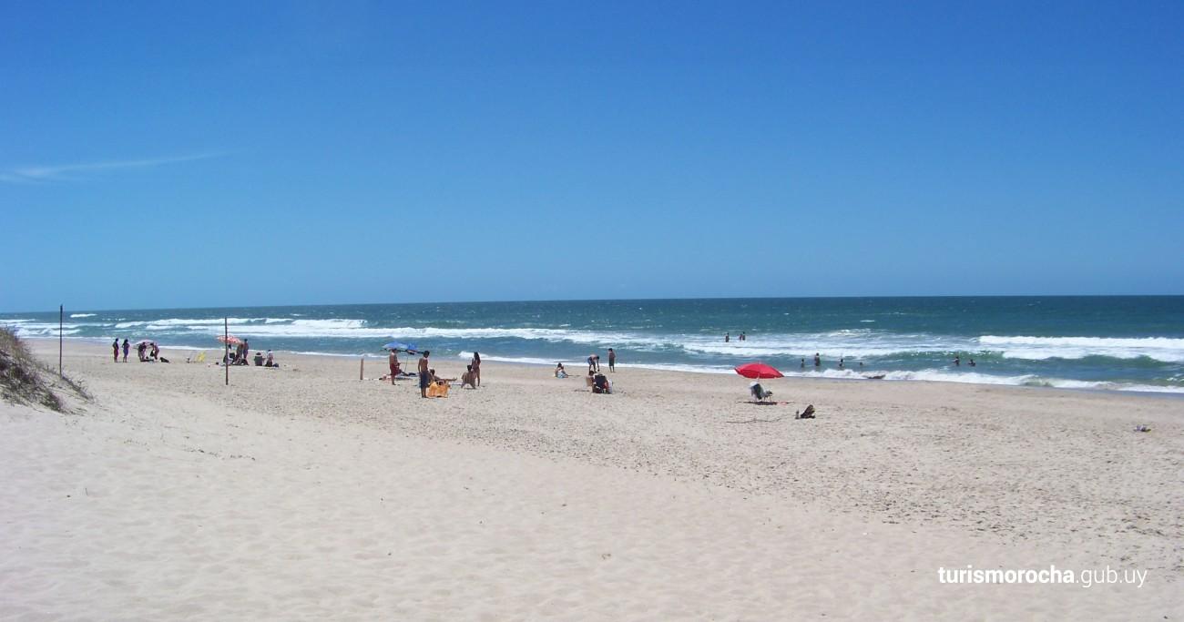 Playa de La Esmeralda en La Esmeralda