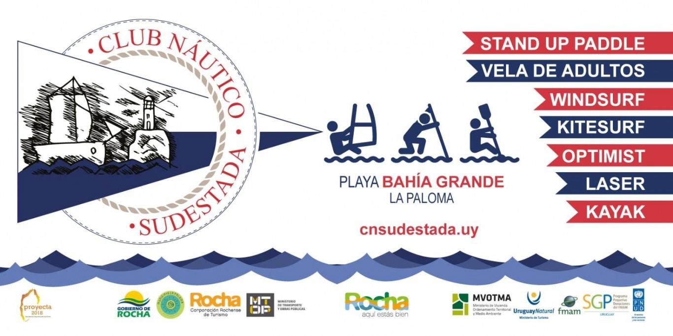 Club Náutico Sudestada en La Paloma